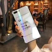 iphonex手機殼 玻璃殼新款炫光個性潮牌防摔保護套 ZB832『美好時光』