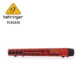 BEHRINGER FCA1616 錄音介面 (4個Midas設計的麥克風前置放大器)