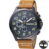 Timberland  美式 三眼 計時 錶 (TBL.15026JSB/02A) 46mm