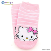 童鞋城堡-Charmmy Kitty 正版授權 兒童短筒襪 CK02-單雙1入(顏色隨機出貨)