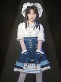 第五人格cos服園丁蘭閨驚夢cosplay服飾女動漫服裝兒童工具箱【聚可愛】【聚可愛】