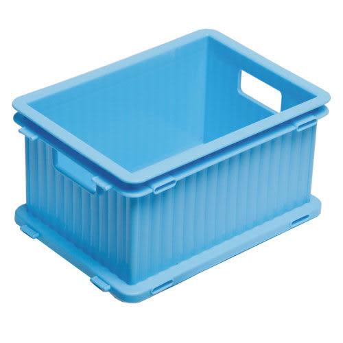 【時尚屋塑膠製品】MEMYDO生活精品~疊疊樂收納箱4入-NO.PC-23(台灣製)(免運費)