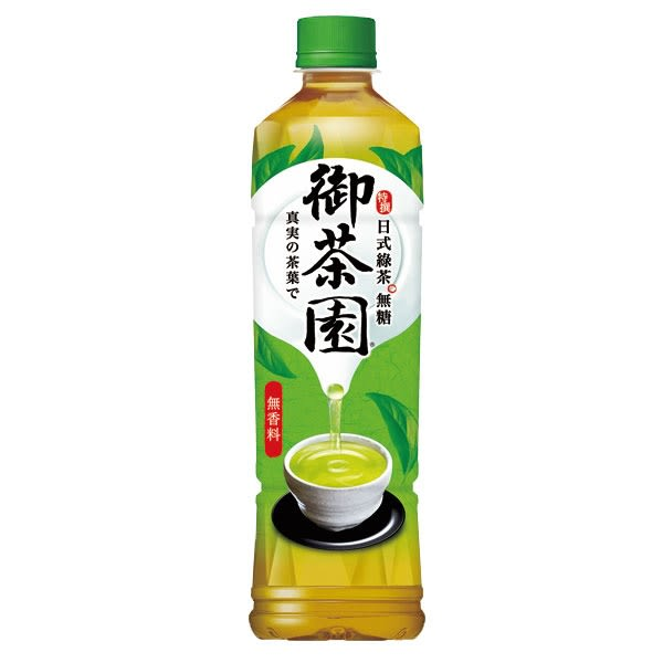 御茶園 特撰日式綠茶 550ml