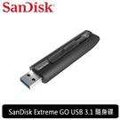 【免運費】SanDisk Extreme GO USB 3.1 隨身碟 CZ800/64GB (4691.80064.322) 64G