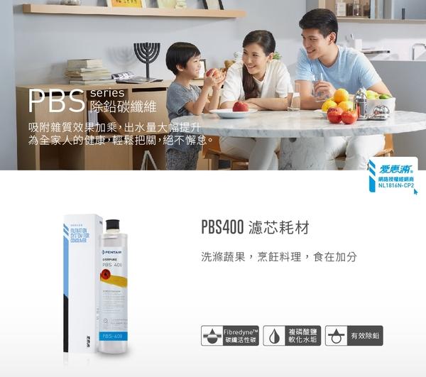 愛惠浦EVERPURE PBS400淨水濾芯 DIY