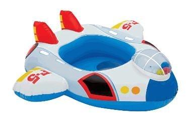[衣林時尚] INTEX 飛機游泳圈 81cm x 72cm 59586 建議1-2歲11kg以下
