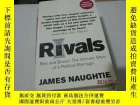 二手書博民逛書店The罕見Rivals: The Intimate Story