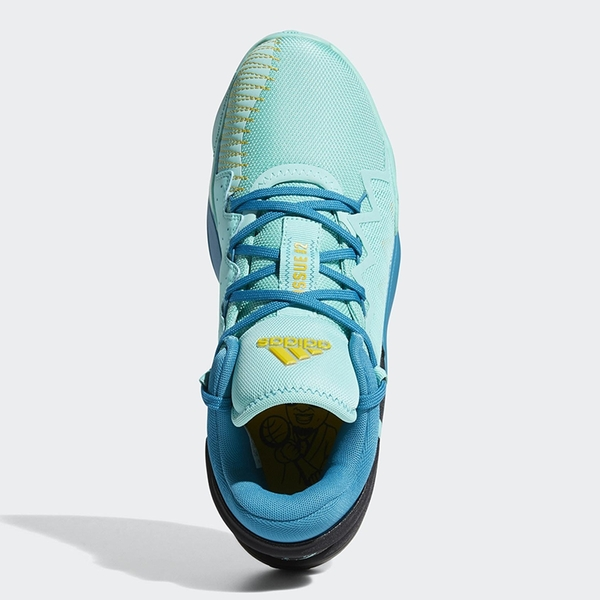 ADIDAS D.O.N. ISSUE #2 AVATAR 男鞋 籃球 米契爾 避震 透氣 藍【運動世界】FZ4408