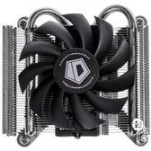 ID-COOLING IS25i 雙熱管ITX散熱器 薄型27MM 體積小 適合小機箱【韓衣舍】
