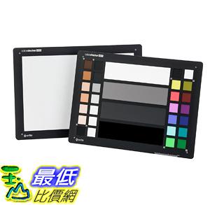 [106美國直購] X-Rite ColorChecker Video - Black (MSCCVPR) B0173FP7WA