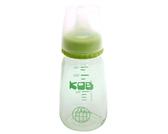 AKACHAN阿卡將 KOB標準玻璃奶瓶120ml-綠