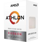 【免運費】AMD ATHLON 3000G 3.5GHz 雙核心處理器 (內含風扇) Athlon-3000G AM4