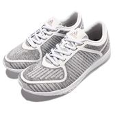 adidas 慢跑鞋 Athletics B W 灰 白 多功能 舒適緩震 運動鞋 女鞋【PUMP306】 BB1544