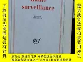 二手書博民逛書店Jean罕見Genet : Haute surveillance (戲劇)法文原版書Y336783 Jean