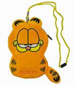 【卡漫城】 加菲貓 絨毛 票卡包 零錢包 附識別證套 悠遊卡套 Garfield 大容量 手機袋 筆袋 萬用包