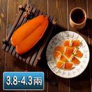 【華得水產】野生烏魚子禮盒1盒(3.8~4.3兩/ 片/盒 附提袋x1)