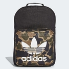 adidas 後背包 Originals Classic Camouflage Backpack 黑 迷彩 三葉草 logo 男女款 【ACS】 CD6121
