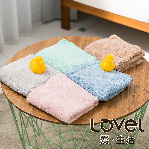 Lovel 3M頂極輕柔棉超細纖維抗菌毛巾(共5色)