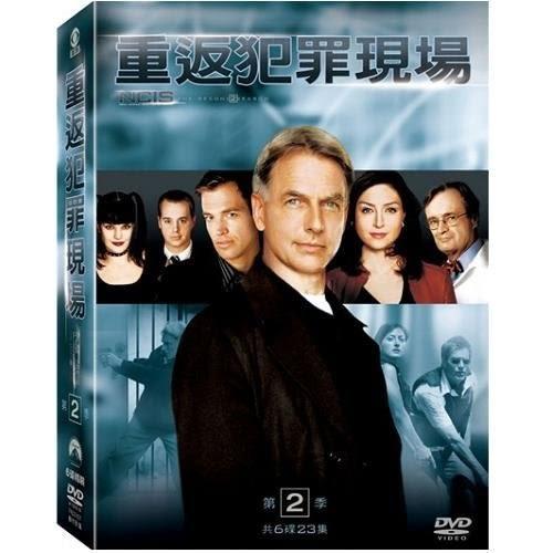 重返犯罪現場 第2季 DVD 歐美影集 (購潮8)
