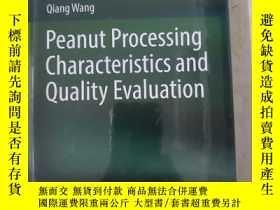 二手書博民逛書店Peanut罕見Processing Characteristi