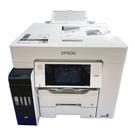 【搭LW-K200BL標籤機一台】EPSON L6580 四色防水高速A4商用傳真複合機