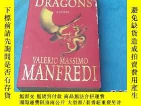 二手書博民逛書店(英文原版)EMPIRE罕見OF DRAGONS(龍的帝國)Y2
