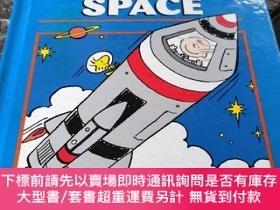 二手書博民逛書店land罕見and space:based on the characters of charles m.schu