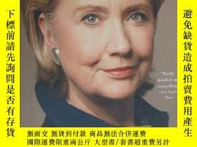 二手書博民逛書店Hillary罕見Rodham Clinton- Hard Choices 《希拉裏.克林頓:艱難抉擇》 英文原版