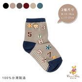 精典泰迪 防滑兒童襪 - CT3270(共6色)【YS SHOP】