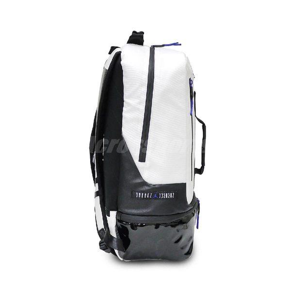 feafe80dfc ... Nike 後背包Air Jordan Retro 11 Concord Backpack 白藍男女款大容量11 ...