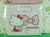 【震撼精品百貨】Hello Kitty 凱蒂貓~造型座位卡
