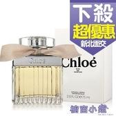 Chloe L eau de Chloe 同名 女性 淡香精 75ml TESTER