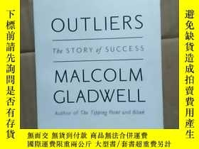 二手書博民逛書店OUTLIERS:罕見the story of success(