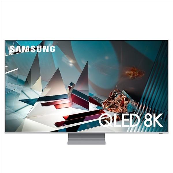 送王品牛排餐券8張三星【QA82Q800TAWXZW】82吋QLED直下式8K電視