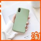 抹茶綠液態矽膠保護套OPPO R11S Plus R11 R15手機殼保護殼套半包邊軟殼手感簡約純色素殼