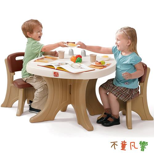 美國Step2 新古典桌椅組