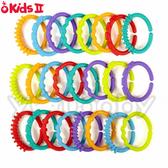 Kids II -BS- 玩具連接環/玩具掛環