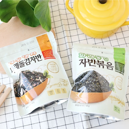 韓國 CHUNMYONG 香脆炒海苔酥 40g 海苔酥 炒海苔酥 海苔 海苔鬆 拌飯 飯糰 野餐