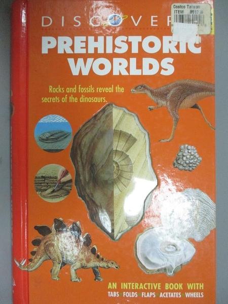【書寶二手書T4/原文書_FA3】Prehistoric Worlds (Discovery Plus Series)_