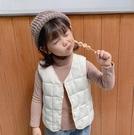 兒童馬甲 春外穿棉寶寶馬夾潮款洋氣兒童背心女歲小童冬裝衣童裝【快速出貨八折鉅惠】