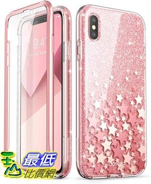 手機保護殼 iPhone Xs Max Case [Scratch Resistant] i-Blason [Cosmo] Full-Body Bling Glitter Sparkle