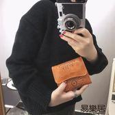 女士钱包2018冬新款韓版复古钱包