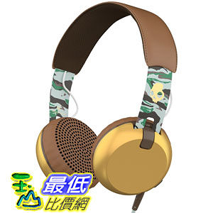 [104美國直購] Skullcandy Grind Scout 耳機 Brown/Gold S5GRHT-492