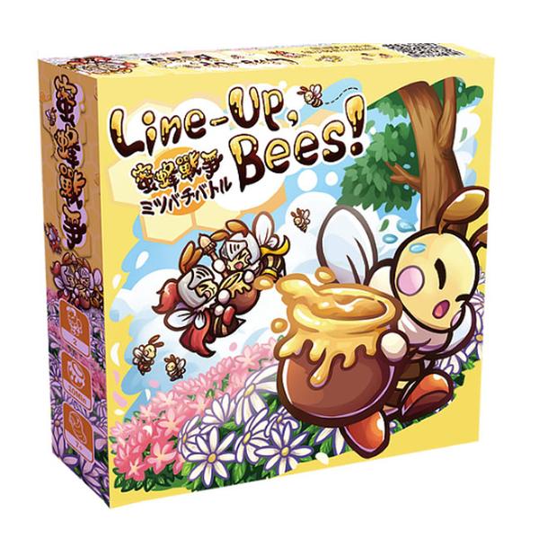 【樂桌遊】蜜蜂戰爭 Line - Up, Bees! (繁中) 39909