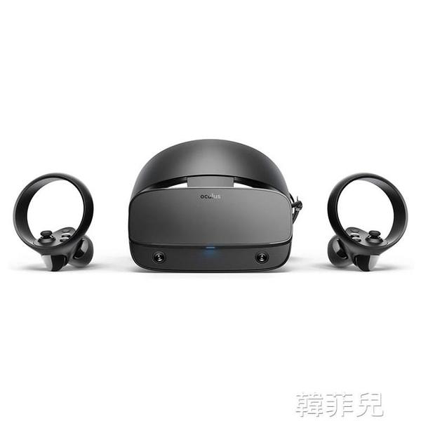 VR眼鏡 新款 Oculus Rift S專業虛擬現實VR眼鏡 PC電腦端VR新款Touch手柄 韓菲兒