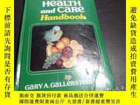 二手書博民逛書店Bird罕見Owner s Home Health and Care Handbook 1984年 小16開硬精裝
