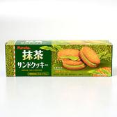 日本【古田】濃厚抹茶餅乾 87g(賞味期限:2019.05)
