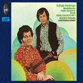 【停看聽音響唱片】【XRCD】孟德爾頌:小提琴協奏曲 / 帕爾曼