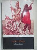 【書寶二手書T4/原文小說_GC2】Robinson Crusoe_Defoe, Daniel/ Richetti, John J. (EDT)
