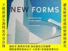 二手書博民逛書店NEW罕見FORMS ARCHITECTURE IN THE 1990s(建築在1990 新形式)品佳硬精裝,(詳